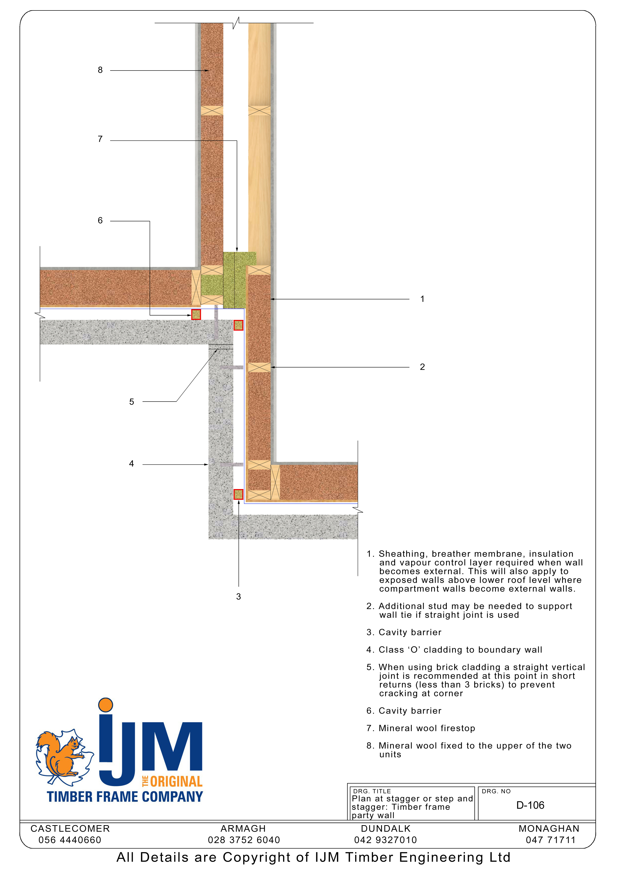 IJM Timberframe - Technical Details - Book of Details - Chapter 3