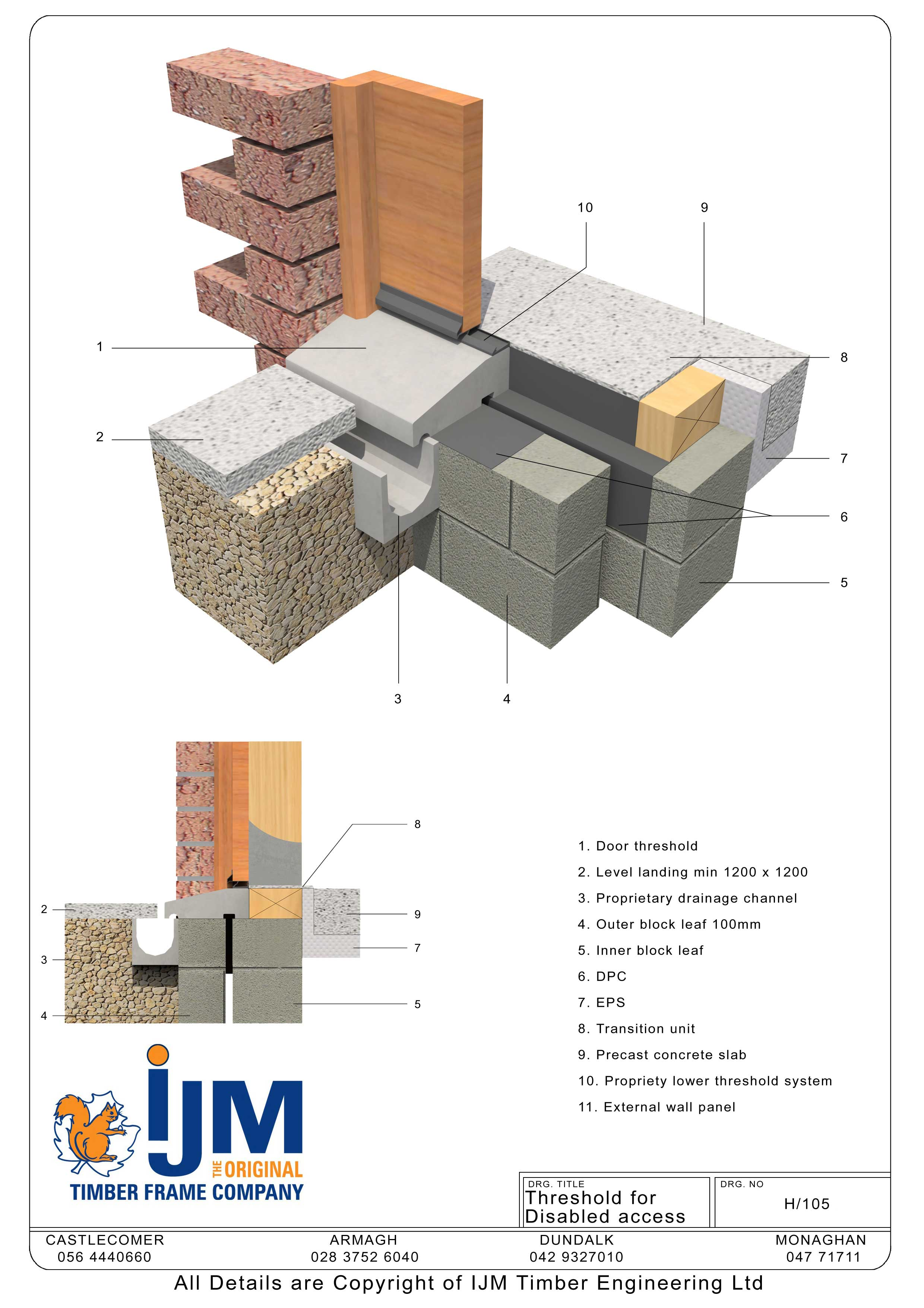 IJM Timberframe - Technical Details - Book of Details - Chapter 6