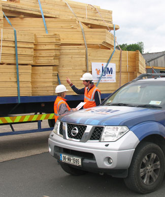 IJM Timber Frame - Professionals